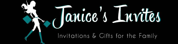 Janices Invites Personalized Stationery