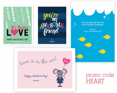 Valentines Day Stationery